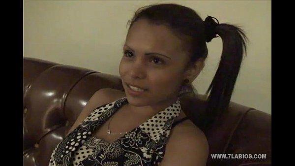 Casting Con Angie de 19 años