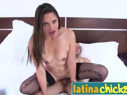 El Lado Mas Perverso de Una Colombiana