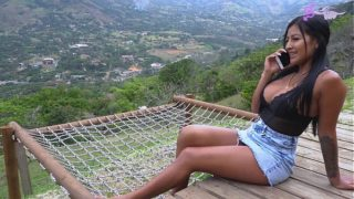 Mariana Martix Culona Tatuada Teniendo Sexo en Publico