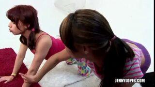 Lesbianitas  jovenes en accion cucuta follan con mucha garra